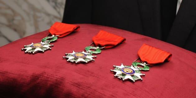 Macron réduit drastiquement le nombre de Légions d'honneur qui seront attribuées