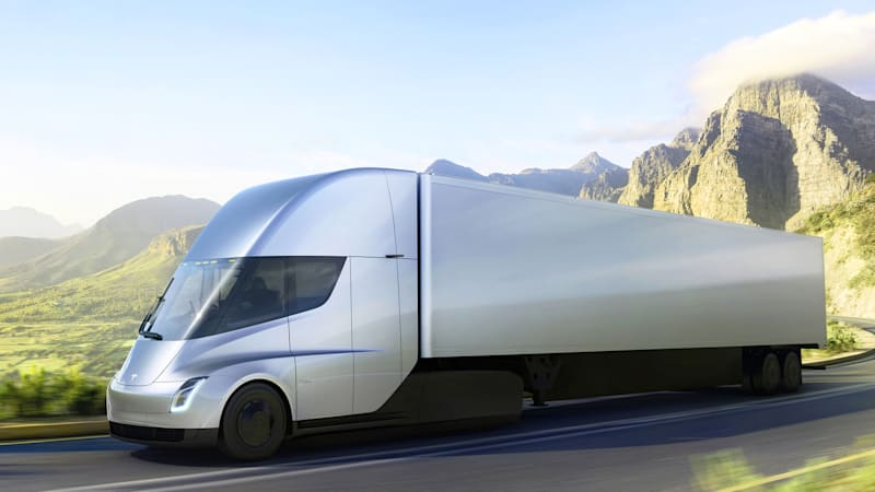 DHL exec figures Tesla Semi would pay itself off within two years