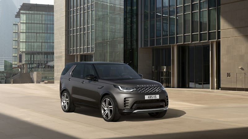 Land Rover Discovery moves even further upscale with 2023 Metropolitan Edition