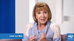L'ex-animatrice de Radio-Québec Lise Le Bel est