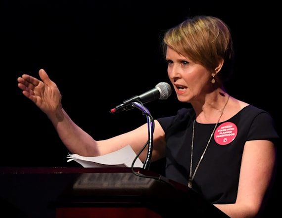 Cynthia Nixon to run for New York governor
