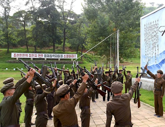 N. Korea to hold military event day before Olympics