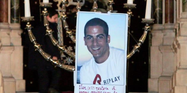 Plus de 10 ans après sa mort, on continue d'insulter la mémoire d'Ilan Halimi.