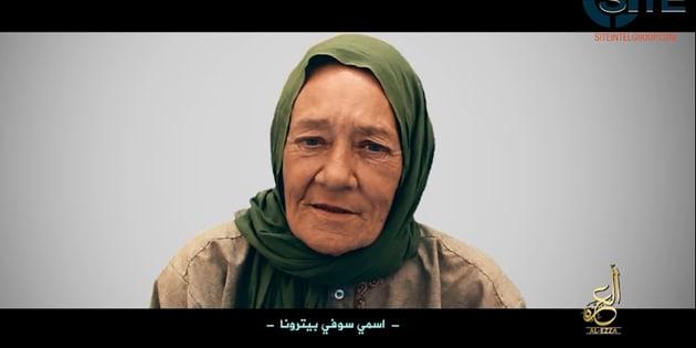Mali : l'otage française Sophie Pétronin apparaît en vie dans une nouvelle vidéo