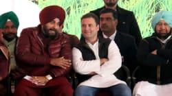 Punjab Win Will Be My Gift To Rahul And Sonia Gandhi, Says Navjot Singh