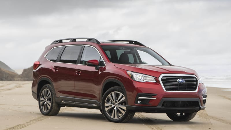2018 Subaru Ascent Drivers