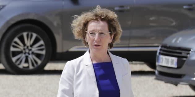 Muriel Pénicaud à l'Elysée le 22 juin 2017.