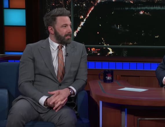 Affleck on allegations: 'I don't think she's lying'