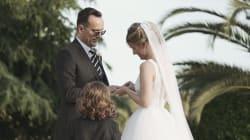 Los detalles de la boda Laura Escanes y Risto Mejide que nadie