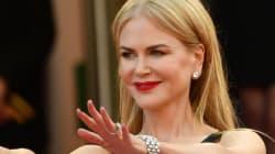 Nicole Kidman en tutu sur le tapis rouge de