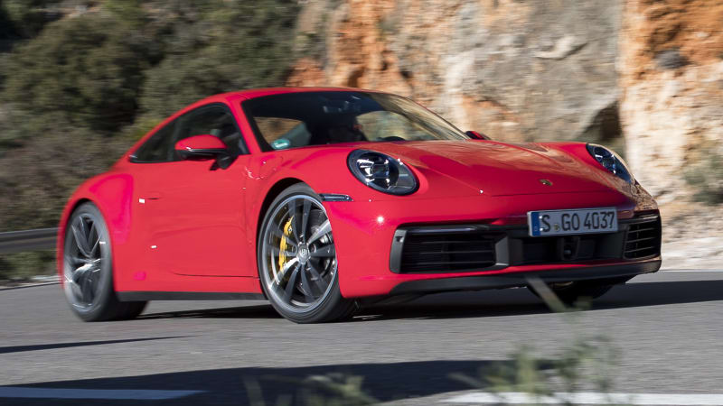 2020 Porsche 911 Carrera S and 4S First Drive Review