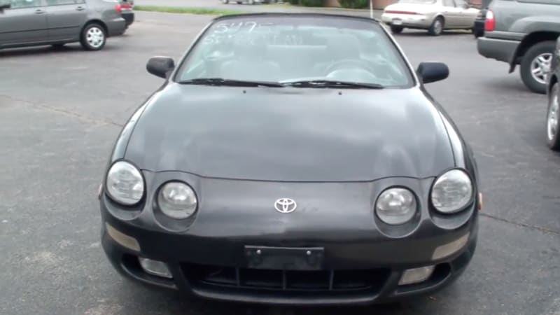 Fallen soldier's 1999 Toyota Celica found, brought to son's 15th birthday
