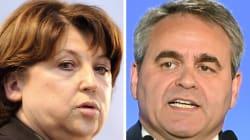 Martine Aubry et Xavier Bertrand en veulent très, très fort à Emmanuel
