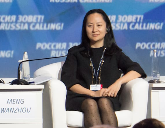 China slams US over the arrest of Huawei's CFO