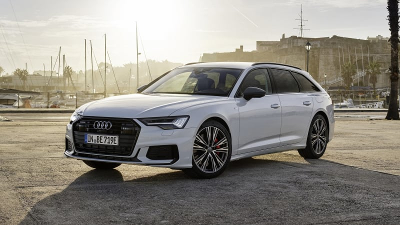 2020 Audi A6 Avant gets plug-in hybrid powertrain in Europe