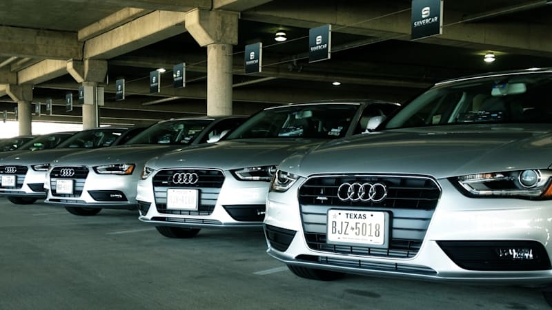 Audionly Rental Car Company Expands Autoblog - Audi rental cars