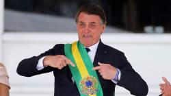 La fête du Nouvel An terminée, le Brésil bascule officiellement dans l'ère