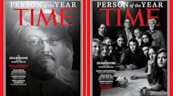 Periodistas amenazados, la Persona del Año para la revista