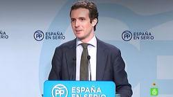 El vídeo de Pablo Casado hablando sobre corrupción en 2016 que más comentarios está