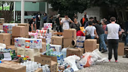 48 horas tras el sismo: las más angustiantes, pero gratificantes de mi