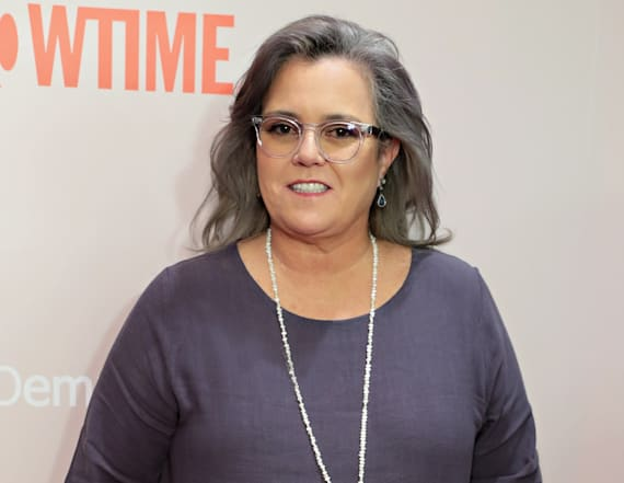 Rosie O'Donnell confirmed engagement