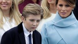 La Maison Blanche réagit aux moqueries, parfois très dures, contre Barron