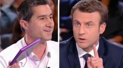 Quand Macron promettait à Ruffin de rencontrer les Whirlpool sans journaliste, il n'imaginait pas ce