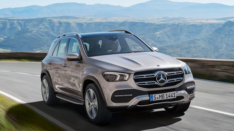 Mercedes Benz GLE Plug In Hybrid To Get 62 Mile Electric Range Autoblog