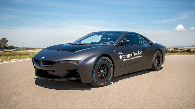 Bmw I8 To Go Full Electric After Facelift Autoblog