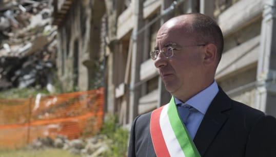 TERREMOTO INFINITO - Il sindaco di Accumoli: