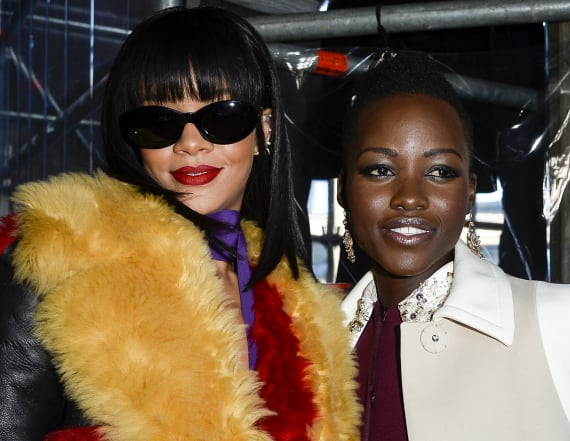 Rihanna and Lupita Nyong'o movie a 'go' at Netflix