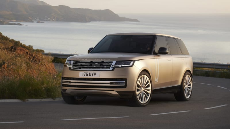 Fifth-generation, 2022 Range Rover arrives packing third row, BMW V8 power
