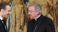 Le représentant du pape en France visé par une enquête pour agressions