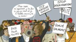 BLOG - Pour le 8 mars, laissons TOUTES les femmes parler des droits des