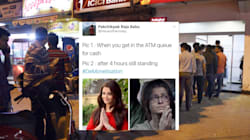 These Hilarious Twitter Jokes May Help You Brave The Mind Numbing Queues Before Banks And