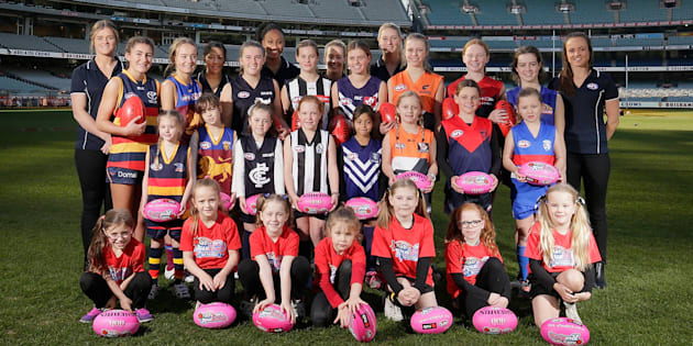 AFL now stands for awesome football ladies.