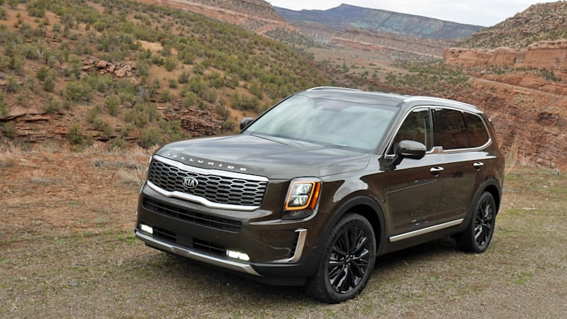 2020 Kia Telluride earns IIHS Top Safety Pick rating | Autoblog