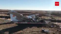 Dos muertos al caer una avioneta en
