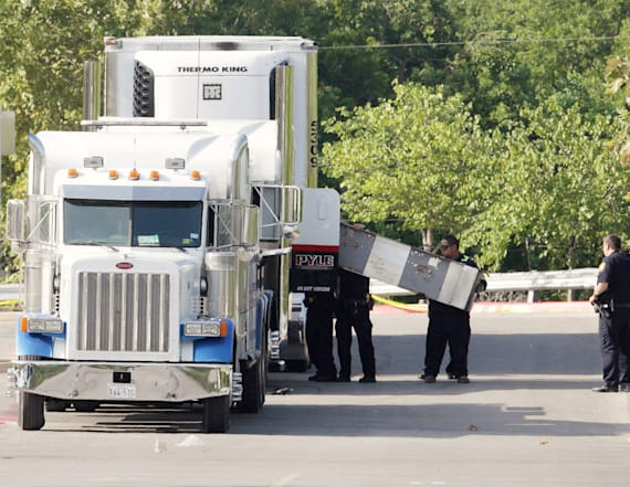 Driver due in court for deaths of 10 in truck