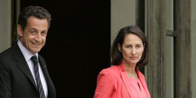 """Royal veut savoir si le match de 2007 avec Sarkozy s'est joué """"à armes égales"""""""