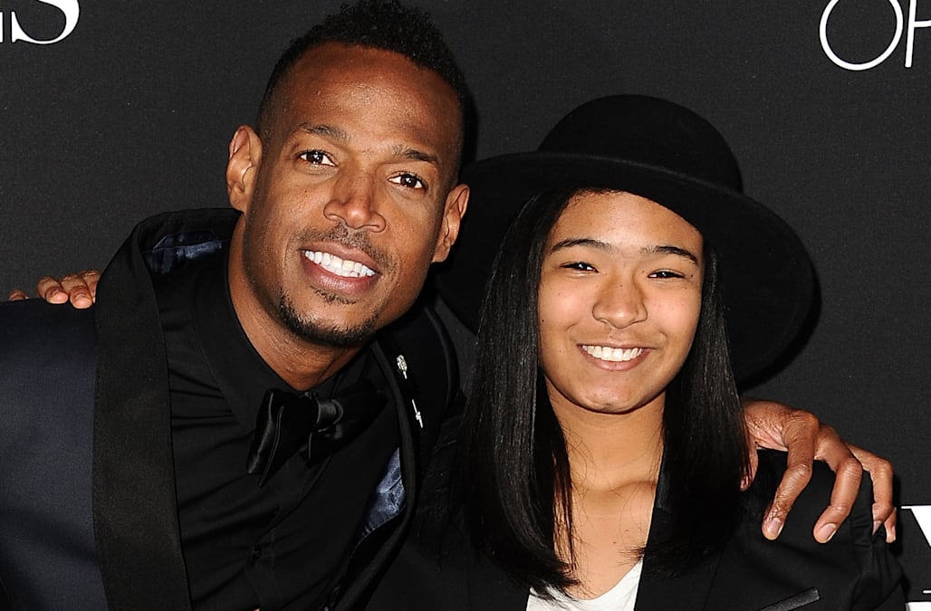 Marlon Wayans shuts down troll who criticizes his daughter's sexuality 1