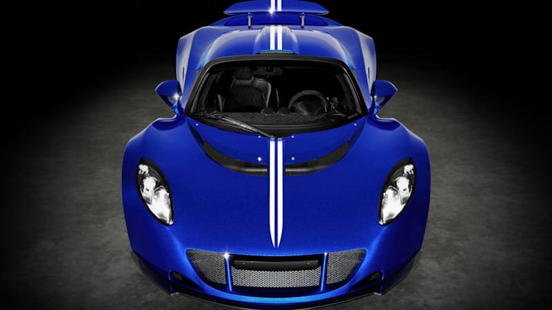 Kiss the Hennessey Venom GT goodbye, if you can catch it - Autoblog