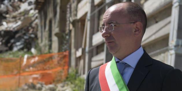 """Il sindaco di Accumoli: """"Non abbiamo più soldi per pagare gli stipendi"""""""