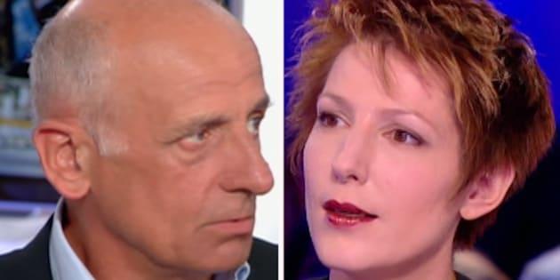 """Jean-Michel Aphatie: """"Natacha Polony,  c'est l'un des visages des erreurs complètes de Canal Plus"""""""