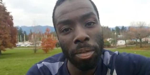 Writer and activist Desmond Cole was stopped by Vancouver police a day after arriving in the city.