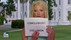 La conseillère de Trump n'aurait pas dû prendre les téléspectateurs pour des