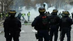 Les images des affrontements sur les Champs-Élysées entre gilets jaunes et