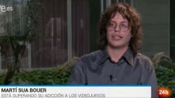 Un joven acusa de manipulación a TVE tras ser entrevistado para el