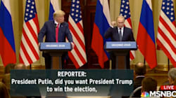 White House Transcript Of Trump-Putin Press Conference Edits Important Question