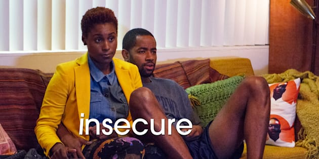 Issa Rey plays the role of an awkward black girl navigating life and love in 'Insecure'